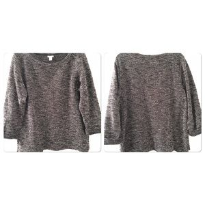 Croft & Barrow Sweater Size Large Knit